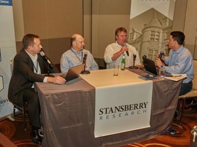 Brett Aitken, Dave Lashmet, Porter Stansberry & Bryan Beach